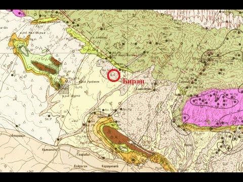 Старательская добыча золота в Узбекистане