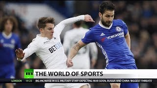 Chelsea F.C. Star Gets Guinness World Record