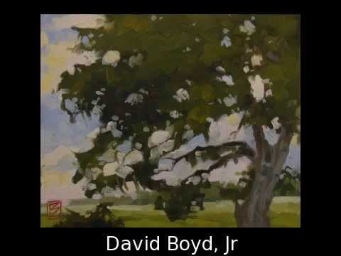 Original artwork oil paintings from the Daily Painters Gallery