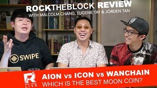 Aion vs Icon vs Wanchain - Which One Is the Best Cross Chain Solution?