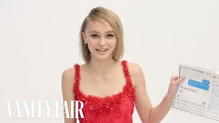 Lily Rose Depp Explains the Stories Behind Her Instagram Photos