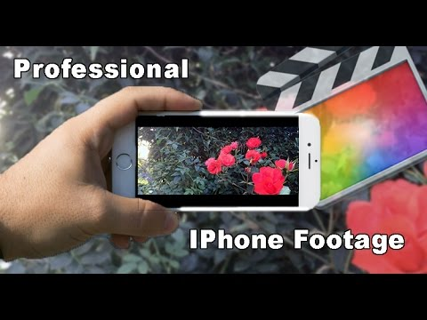 how to add photos to iphone from pc make iphone footage look professional in cut pro x 20739