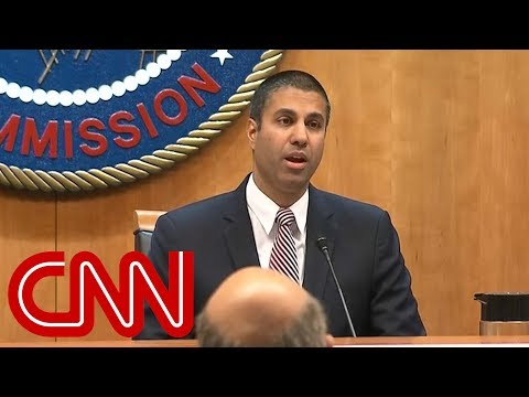 FCC overturns net neutrality regulations
