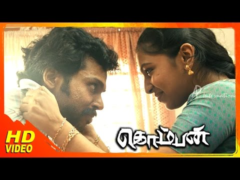 Komban Tamil Movie | Appappa Song | Shreya Ghoshal | GV Prakash Kumar
