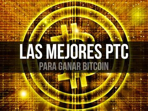 Las Mejores PTC De Bitcoin 2016 + 0.29 BTC Payout Proof