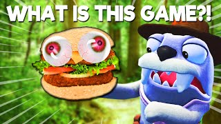 WEIRDEST PS5 GAME! 🍔👀