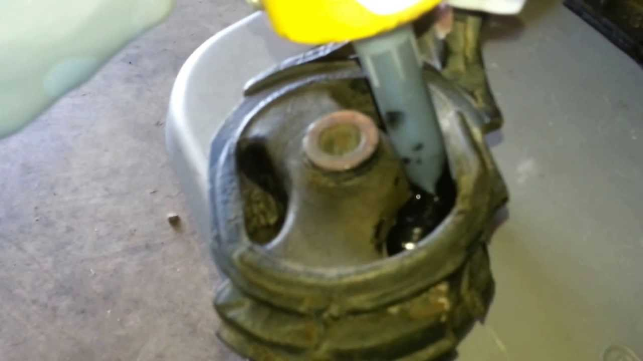 Car and driver has the latest automotive news. DIY How to Fix / Strengthen Motor Mounts - YouTube