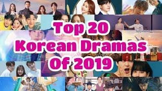 Most Popular Korean Dramas Of 2019 #KDrama #KoreanDrama #DramaKorean2019