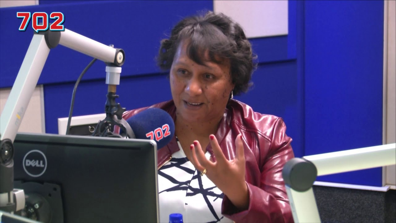 Download Ellen Pakkies on 702 with Azania Mosaka