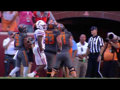 Highlights: Tennessee 38, Florida 28 (9.24.16)