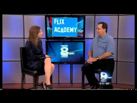 FlixAcademy on WROC-TV