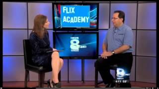 FlixAcademy on WROC-TV