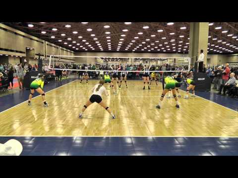 Skyline 13 Royal vs Instinct 13 Wild - ToT 2015 (Dallas)
