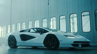 New Lamborghini Countach LPI 800-4 – Future is our legacy