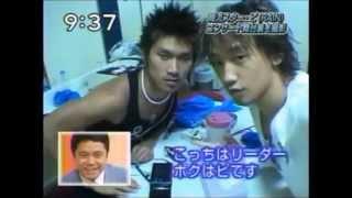 2005年に行った1stコンサートRainyday (東京フォーラム)の公演前のセ...