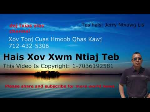 Hmong World News ( Hmoob Xov Xwm ) 11/20/18