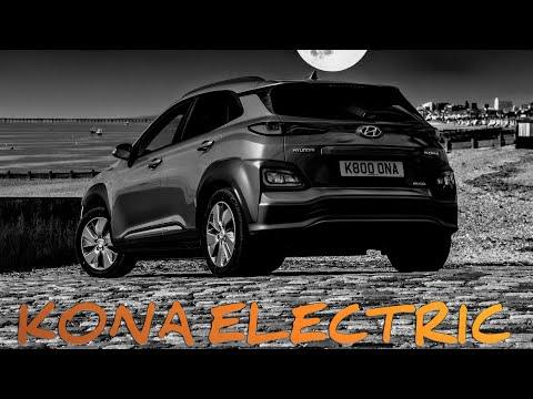 2020 Hyundai Kona EV ELECTRIC Quick Feature Review!