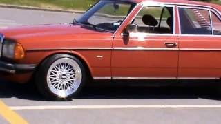 Classic mercedes-benz  W123 230E