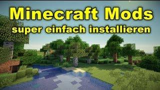 [1.4.7] Minecraft Mod's super einfach installieren mit Magic Launcher!