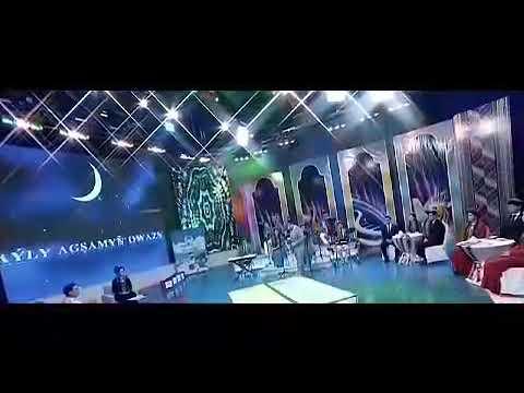 AŶLY AGŞAM ( MİRAS Teleŷaŷlymda Aŷly Agşamyñ Owazy Konserti 19.01.2019)