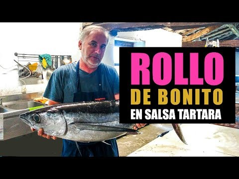 "video about Recipe ""Rollo de bonito"""