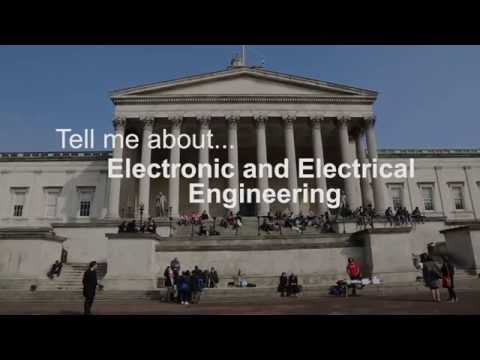 Tell me about Electronic and Electrical Engineering