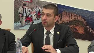 Sedinta extraordinara a Consiliului Judetean Maramures din 07.12.2018