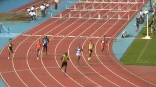 Men's 110 m Hurdles - Super Meet in Kawasaki 2009