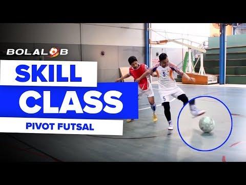 Tutorial Futsal : Pivot Lesson With Caisar Silitonga