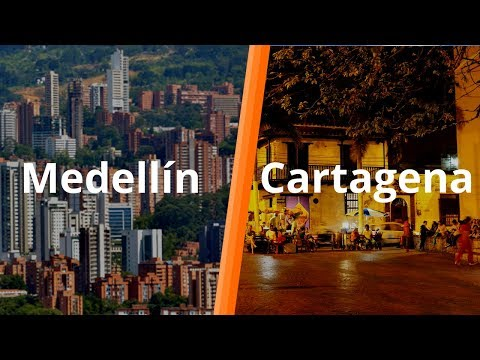 Medellin vs. Cartagena   Which Is The Better Expat Destination? (Incl. Local opinion)