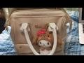 What's In My Cute Bag in Japan?