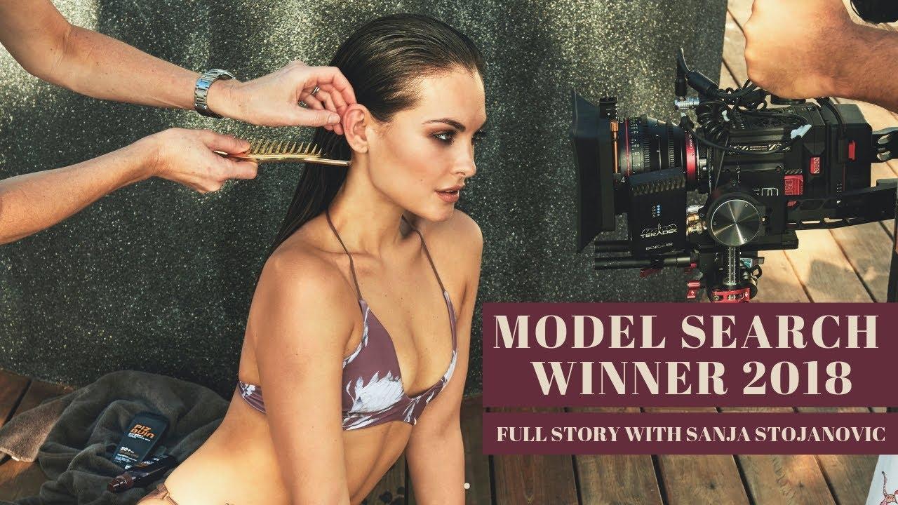 Full Story with Model Search Winner Sanja