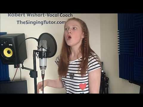 isla campbell sings hellelujah (alexandra burke cover)