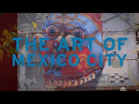Milagro & The Art of Mexico City
