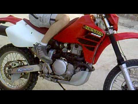 Repeat HONDA XR 650 R DALL'ARA by pinninno - You2Repeat