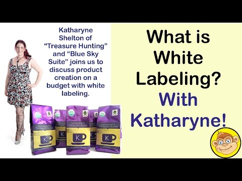 White Label Product Creation and Research with Katharyne