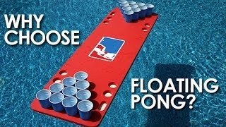 Why Choose Floating Beer Pong Tables By Floating Pong?