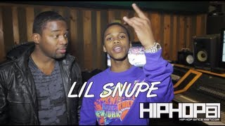 Repeat youtube video Lil Snupe - HHS1987 Freestyle (9 Mins)