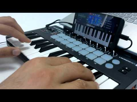 Portable ORG : Oriental Keyboard (Android) With Midi Keyboard Support