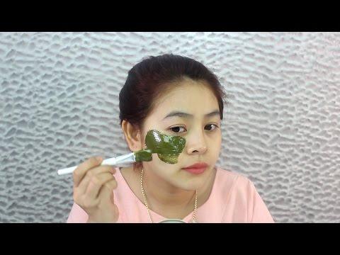 Mặt nạ trà xanh - mật ong trị mụn, giảm thâm nhanh chóng