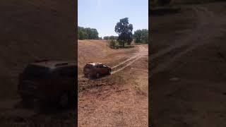 На тест-драйве Renault DUSTER 😎🍭 за ним TOYOTA