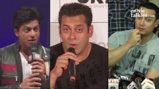 Salman Shahrukh & Aamir Khan's New Bollywood Movies 2017 - Bandua,Tiger Zinda Hai,Thugs Of Hindustan