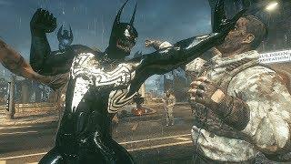 Batman Arkham Knight The Venom Batman Brutal Combat & Free Roam