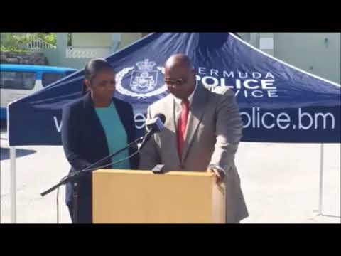 Police On Murder of Morlan Steede, Nov 6 2017