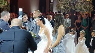 Građansko venčanje Bogdane i Veljka Ražnatovića u hotelu