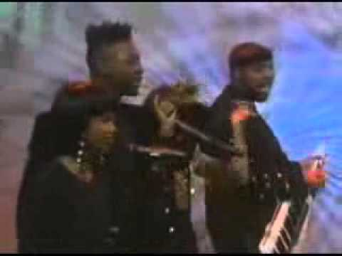 Keith Sweat- I'll give all my love to you LIVE(Soul Train)