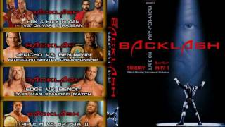 WWE BackLash 2005 Theme Song Full+HD