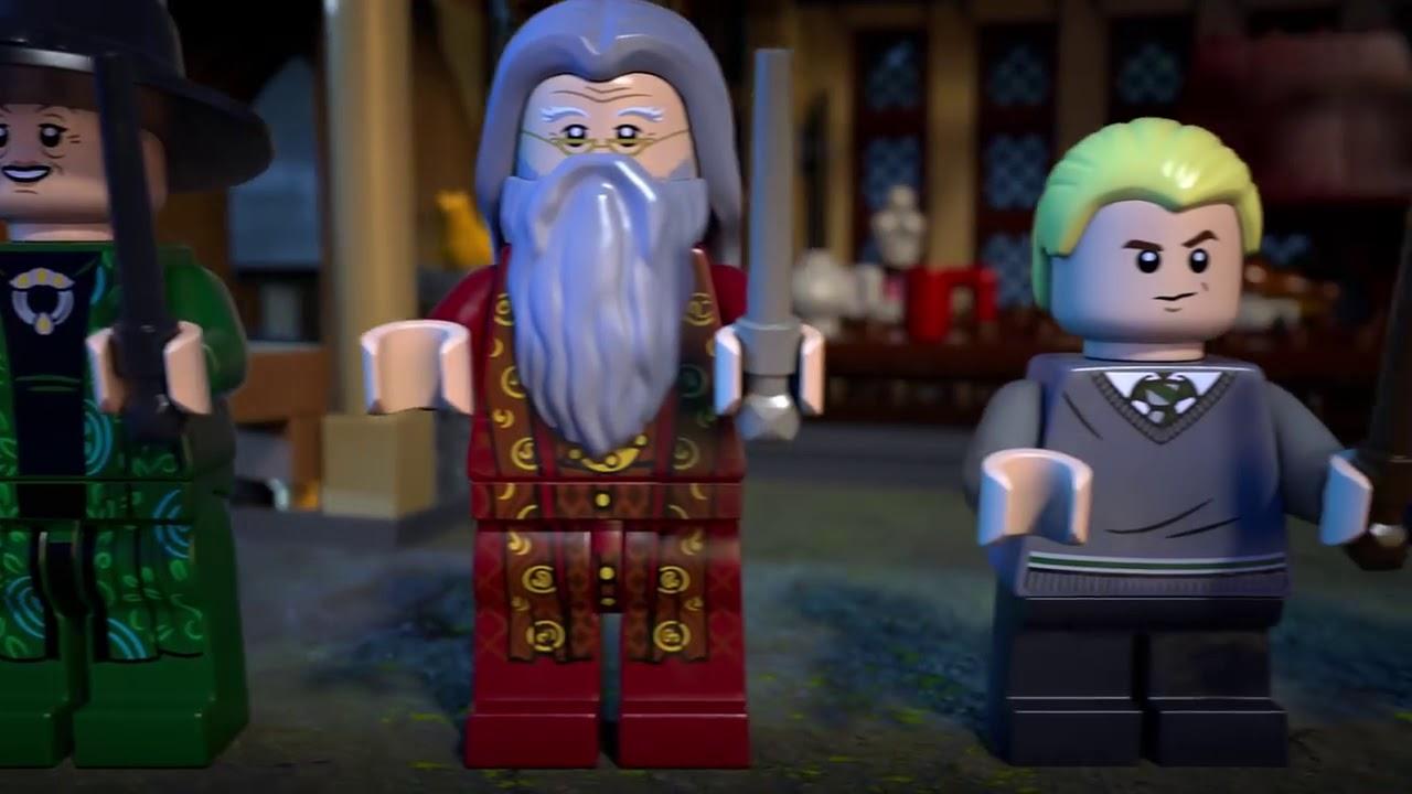 Lego Harry Potter Figur Professor McGonagall aus 75954