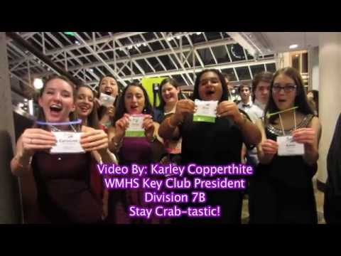 Capital District Key Club Convention 2015 Music Video