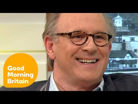 Former Doctor Who Peter Davison On His New Book And Legacy  Good Morning Britain